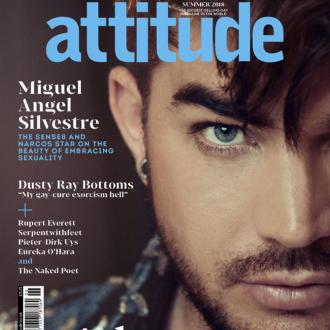 Adam Lambert doesn't think Freddie Mercury ever hid his sexuality