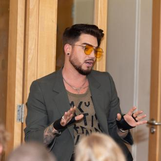 Adam Lambert: Now there's an audience for me to be myself