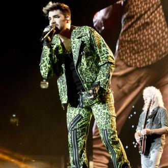 Adam Lambert was to tour with Christina Aguilera