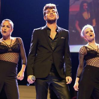 Adam Lambert inspired by 'real life'