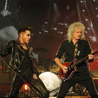 Brian May Praises Adam Lambert