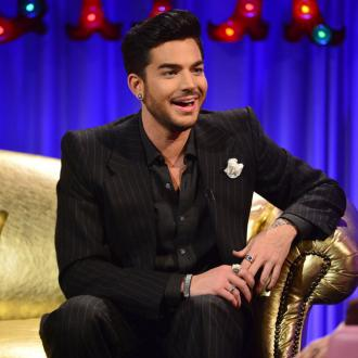Adam Lambert wants to do Glastonbury