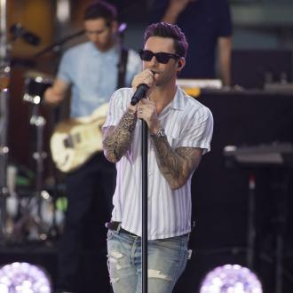 Adam Levine Is Music Aide