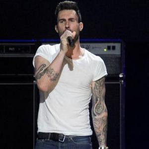 Adam Levine Launching Perfume