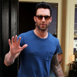 Adam Levine And Wife Performed At Wedding