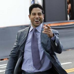 Adam Rodriguez's Stripping Nerves