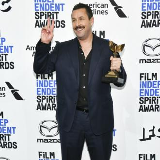 Adam Sandler almost choked during Uncut Gems filming