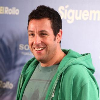 Adam Sandler For Ridiculous 6