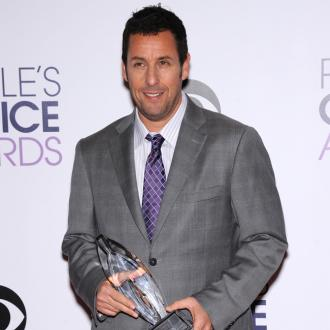 Adam Sandler wants wife to 'show' love