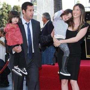 Adam Sandler Gets Hollywood Star