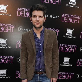 Adam Scott: Prosthetic penis was like 'shorts'