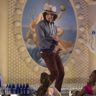 Adam Sevani finds dancing 'as easy as a jump shot'