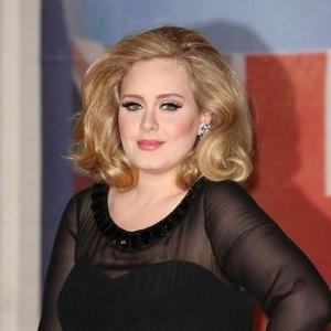Adele Wins Two Brits