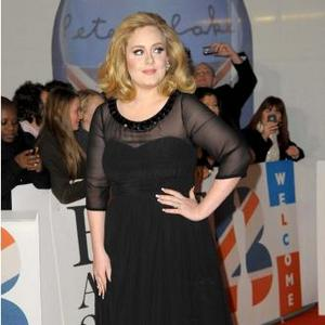 Adele Celebrates At Caribbean Party