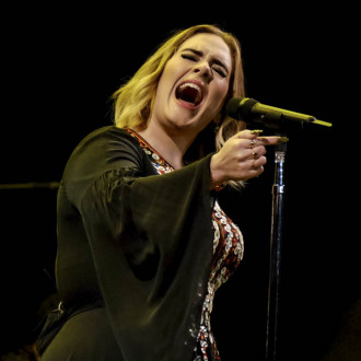 Adele has no other artists on new album