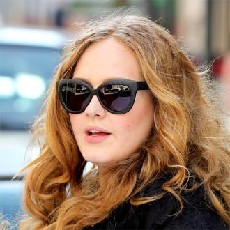 Adele Not Worried About Weight