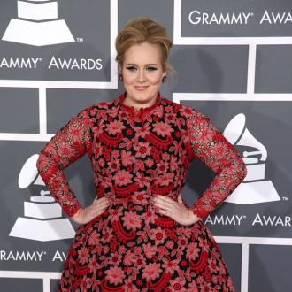 Adele Picks Up Grammy For Best Pop Solo Performance