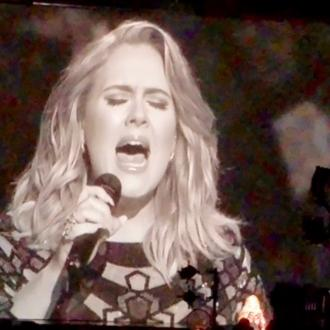 Adele's George Michael tribute