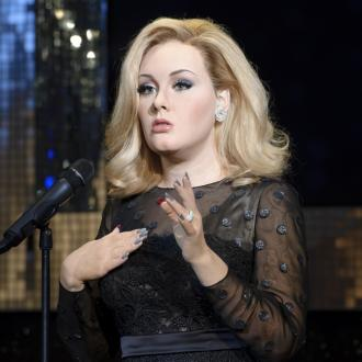 Adele's 'Amazing' Waxwork Unveiled By Madame Tussauds