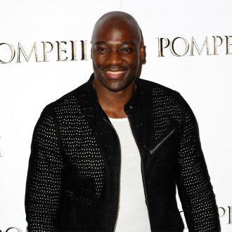 Adewale Akinnuoye-Agbaje went to boot camp