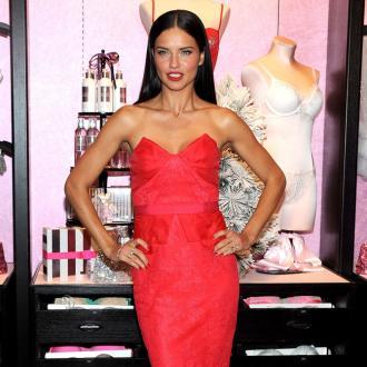 Adriana Lima likes feeling feminine