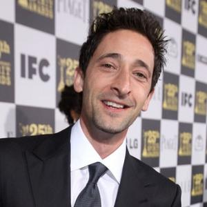 Uncompetitive Adrien Brody