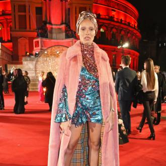 Adwoa Aboah Wins Model Of The Year Honour At The 2017 Fashion Awards