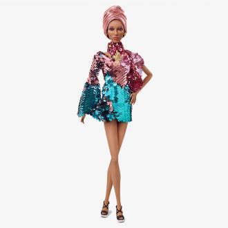 Adwoa Aboah Is Made Into Barbie Doll