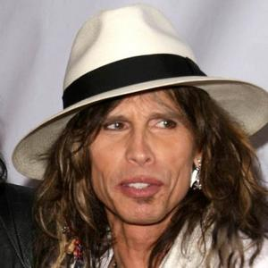 Aerosmith Recording 'Stone Cold'