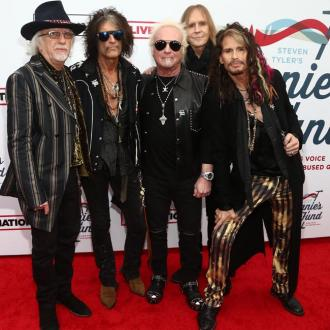 Aerosmith urge fans to 'engage online and not in person'
