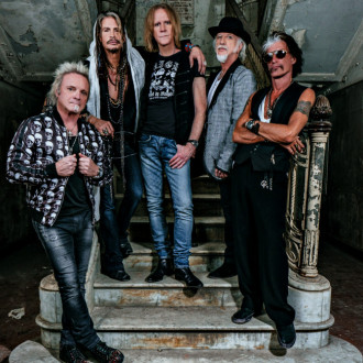 Aerosmith land UMG deal and tease new releases and never before seen material