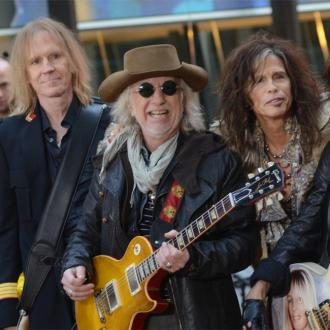 Aerosmith's Tom Hamilton's cancer struggle behind him