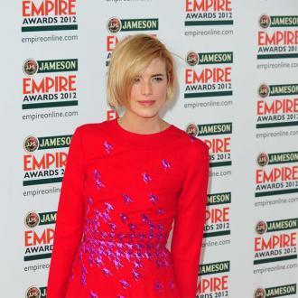 Agyness Deyn's Preparation Bruises