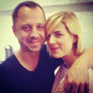 Agyness Deyn's Sister Thrilled By Marriage