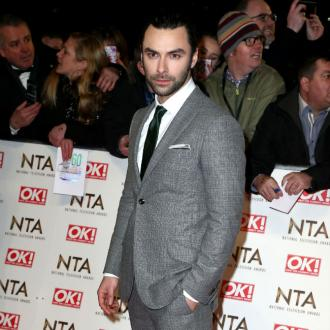 Aidan Turner Dating Caitlin Fitzgerald