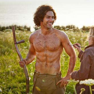 Aidan Turner 'fed up' of attention over shirtless scenes