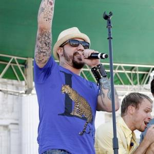 A.j. Mclean Tried To Leave Wedding Early