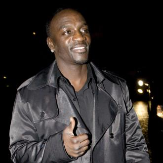 Akon to release five albums