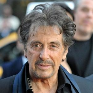 Al Pacino Flattered To Be A Role Model