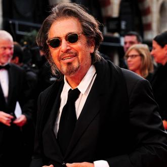 Al Pacino living in 'a dream' after The Irishman
