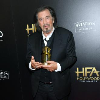Al Pacino feeling good over Oscar nod
