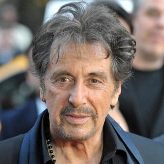 Al Pacino praises 'prodigy' Jessica Chastain