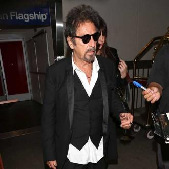 Al Pacino doesn't shop