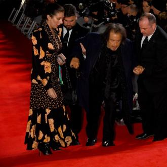 Al Pacino suffers fall on BAFTAs red carpet