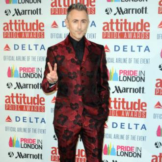 Alan Cumming led the celebrations at the Attitude Pride Awards
