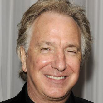 Alan Rickman not bothered about going nude