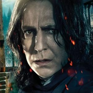 Severus Snape Named Best Loved Harry Potter Character