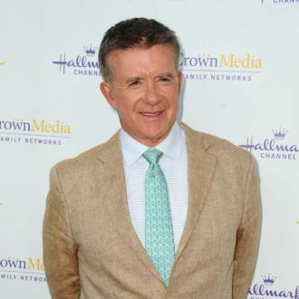 Alan Thicke's widow leaves tribute to her late husband
