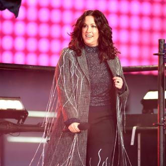 Alanis Morissette wouldn't be able to tour without her kids