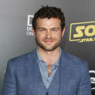 Alden Ehrenreich was quiz master on Solo: A Star Wars story